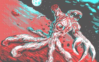 Moonlit Treescape by vapid