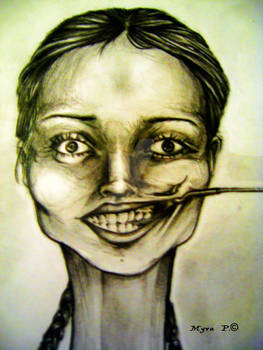 Smile Pretty, Alice -detail-