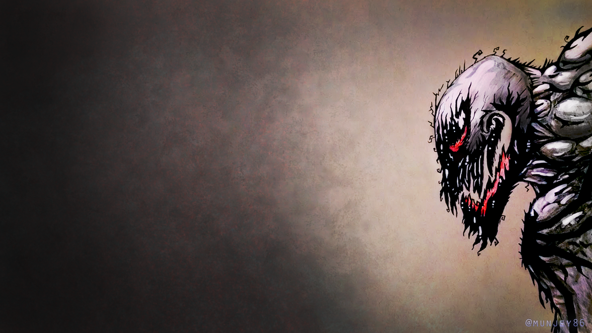 10-30-2015 - Anti-Venom wallpaper by munjey86