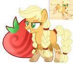 Applejack G5 by Lilith1Light
