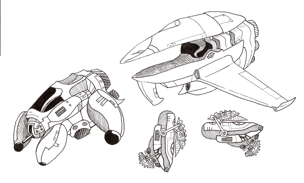 Ships-concepts
