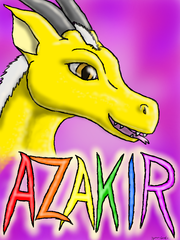 Azakir badge by Doran-Eirok