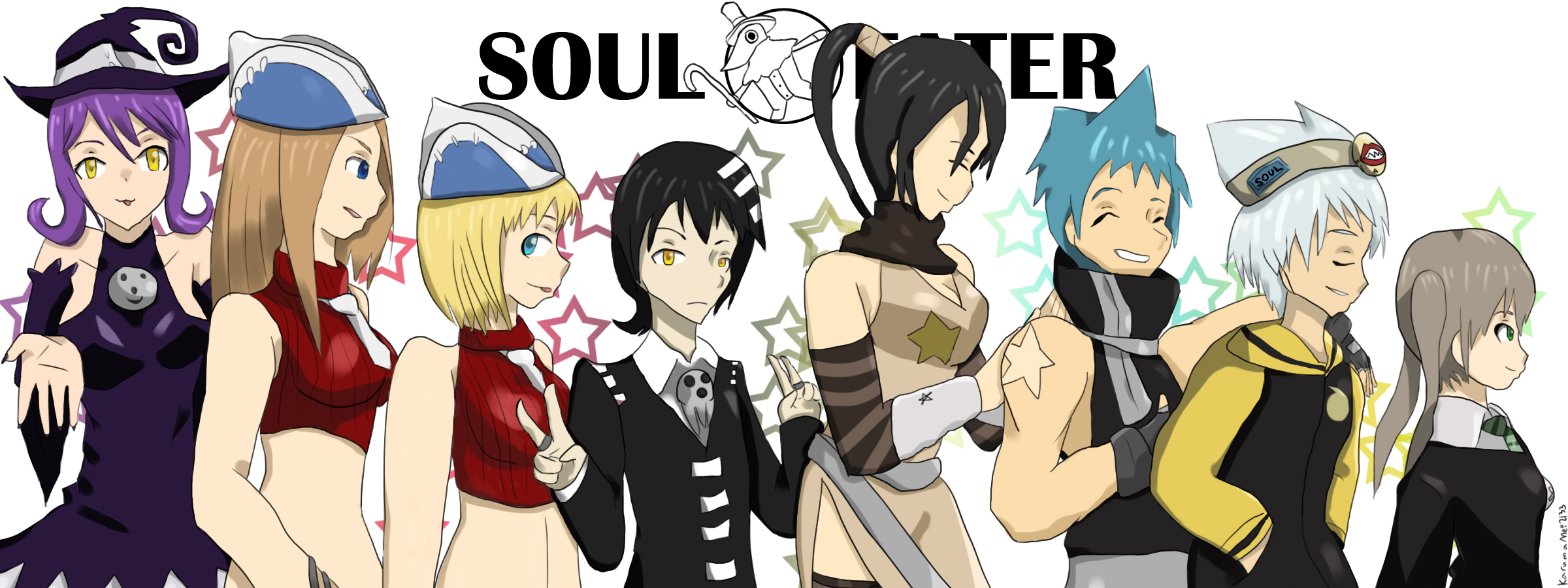 Soul Eater by KarumaMei2133 on DeviantArt