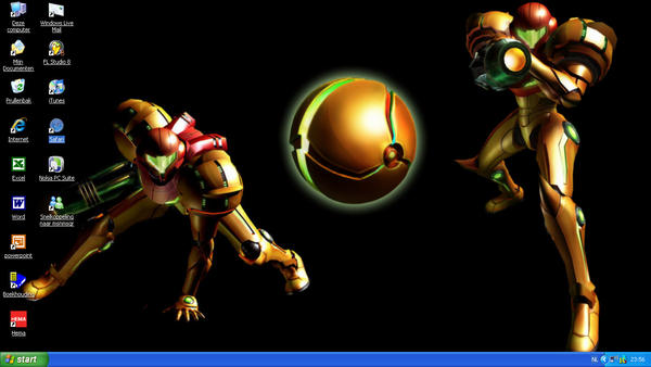 Desktop Screenshot - Samus
