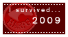 i survived 2009 by NewAgeStables
