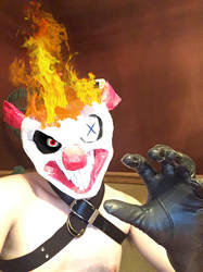 Twisted Metal: Sweet Tooth Cosplay