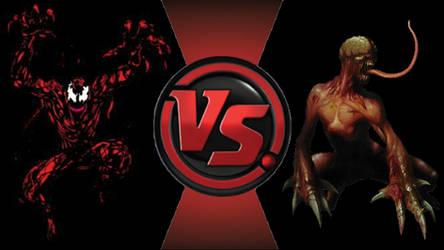 DEATH BATTLE - Carnage vs. Licker