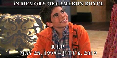 A Tribute to Cameron Boyce