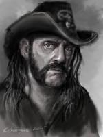 Lemmy by gielczynski