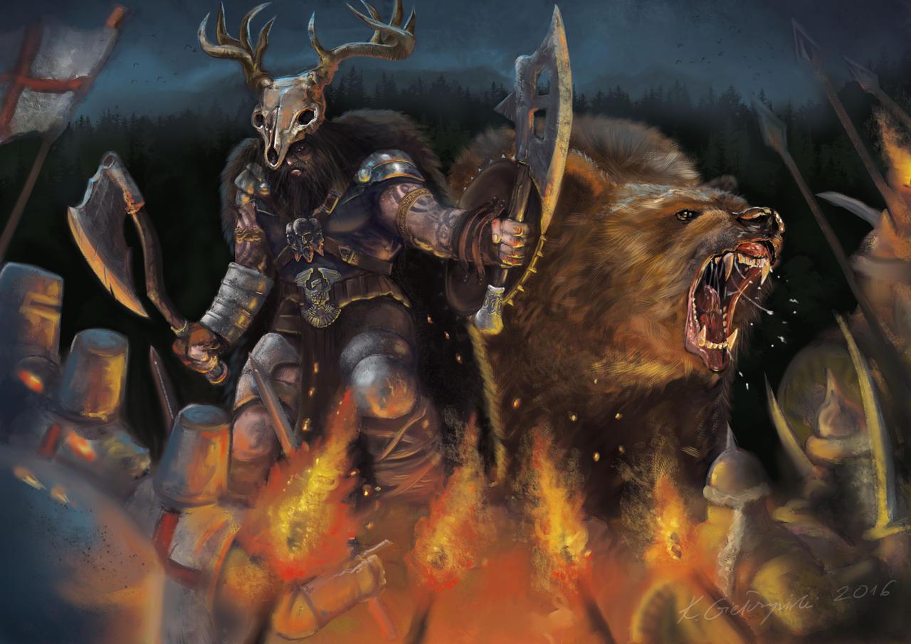 Last Pagan Warriors