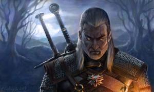The Witcher by gielczynski