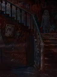 Stairs by gielczynski