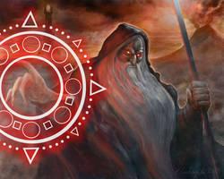 Wizard by gielczynski