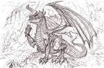 Wawel Dragon WIP