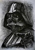 Darth Vader by gielczynski
