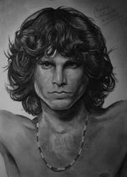 Jim Morrison (pencils)