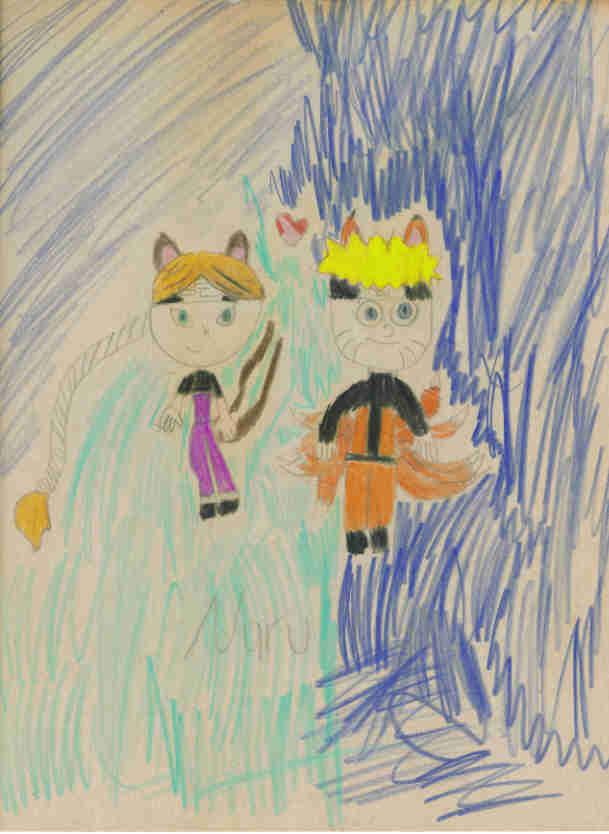 Naruto x Yugito by narutard322 on DeviantArt