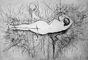 Dreaming on Moonbeams by dustfae