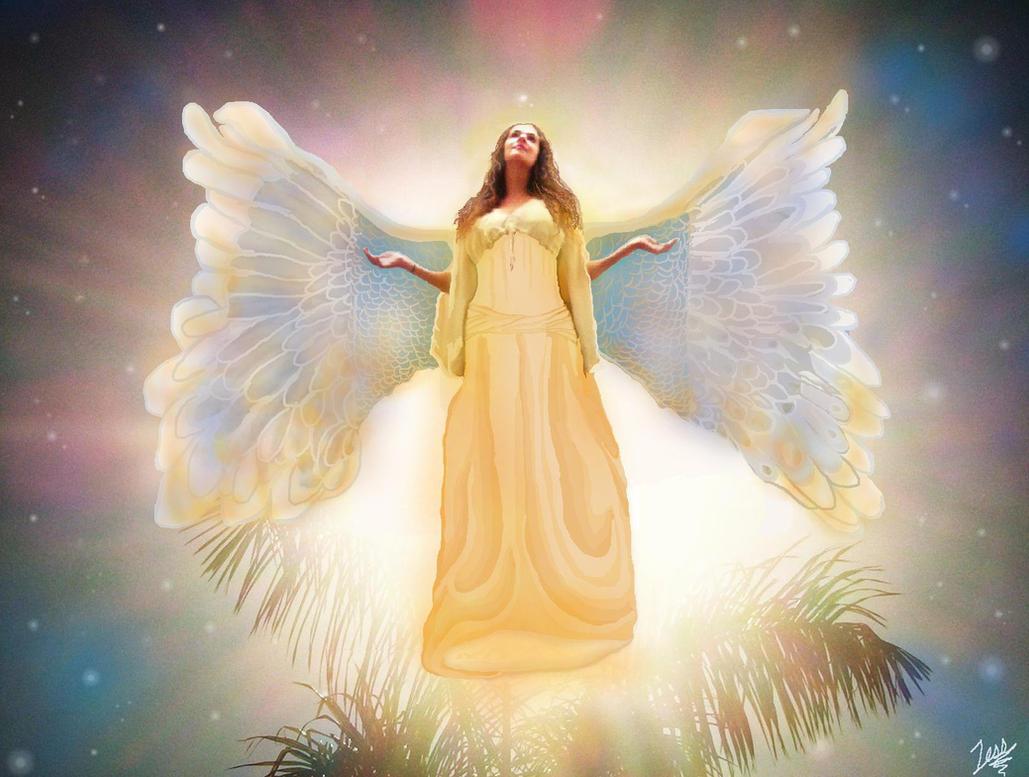 Hark The Herald Angels Sing Wallpaper Quot Hark Herald The Angel Sings ...
