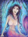 The Weeping Willow Mermaid