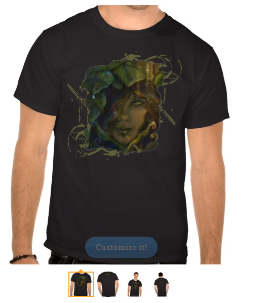 Leafdro-The Prince Men's Basic Dark T-Shirt by tessieart333