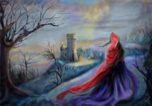 Winter's Refuge-Tessie