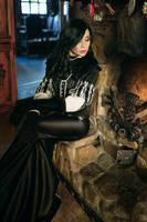 Fireplace by Tegorin