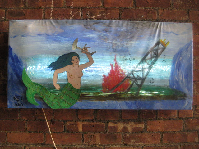 Mermaid protection Quit frack by beatrixxx