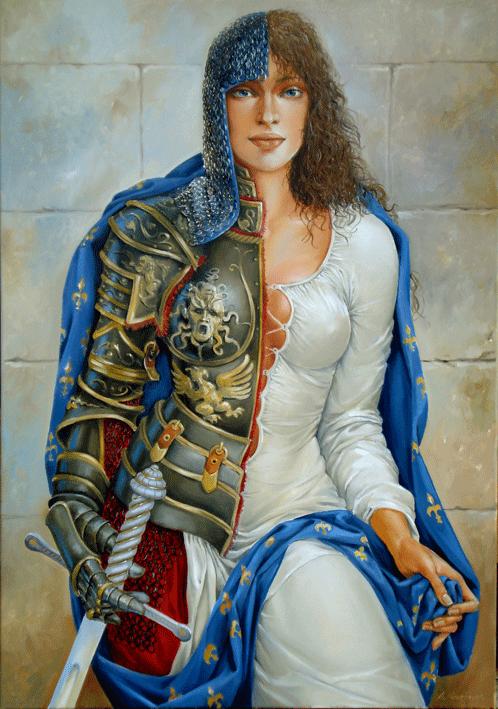 Joana from Arc by kowelvain