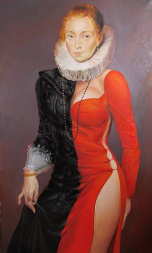 Infanta Isabella by kowelvain