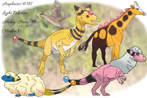 Somewhat Realistic Ampharos