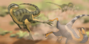 Initial Dryosaurus