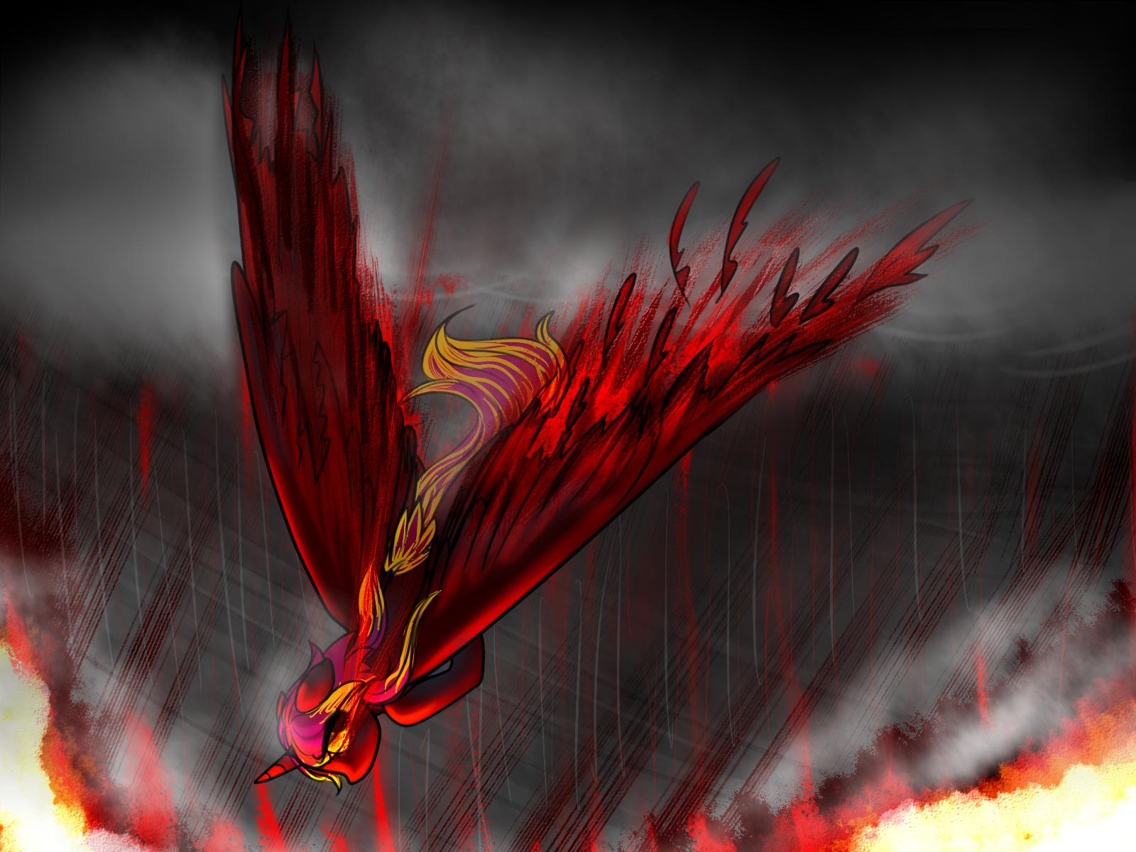 Destroy me... by TheRebelPhoenix