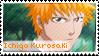 Ichigo Kurosaki Stamp by Anime-Stamps