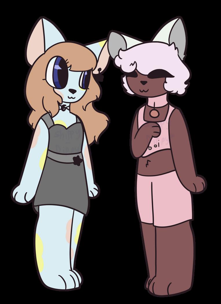 yeehaw friendship by Shippy-Dippy