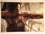 Tomb Raider Cross-Stitch