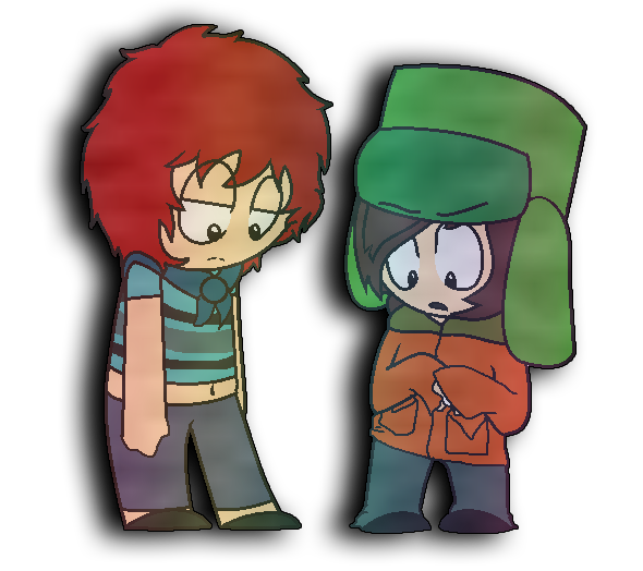 how to draw kyle from south park