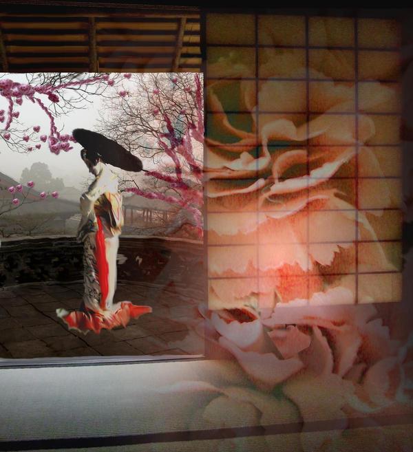 Geisha by lulu4714