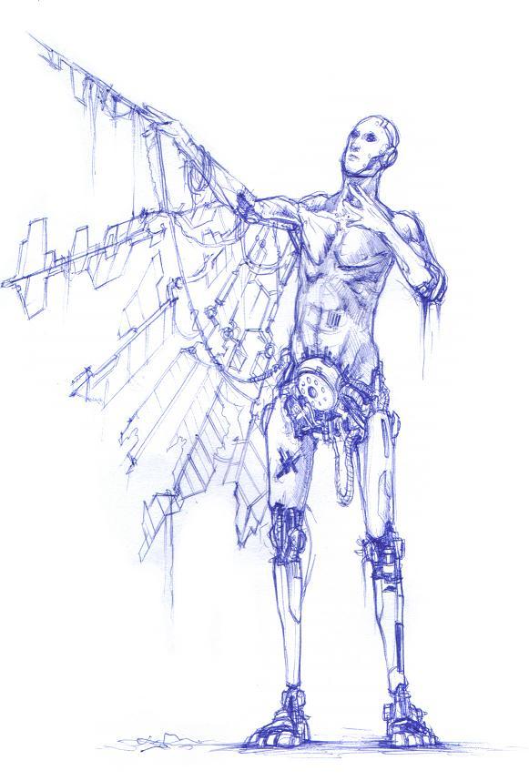 Artificial by moorkasaur
