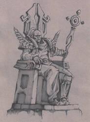 Guild master by moorkasaur