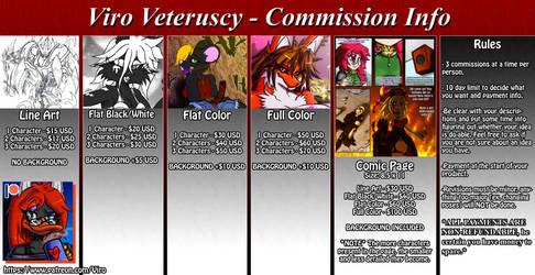 Commission Info by ViroVeteruscy