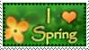 I love Spring by Sedma