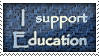 Support Education by Sedma