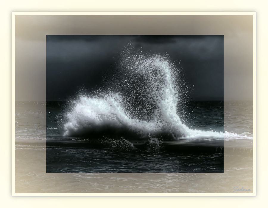 Wave - HDR