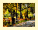 Samobor in autumn - HDR