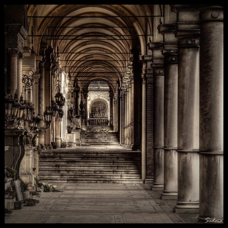 Stairway to Heaven HDR by Sedma