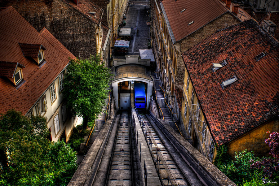 Up and Down - HDR by Sedma