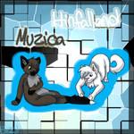 .:Hinfallend and Muzica:. by WinterLullabye