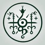 Solstice Serpent Sigil