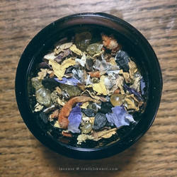 Thagirion Incense by BrokenShell121